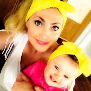 Accessories - Mom and baby knot headbands